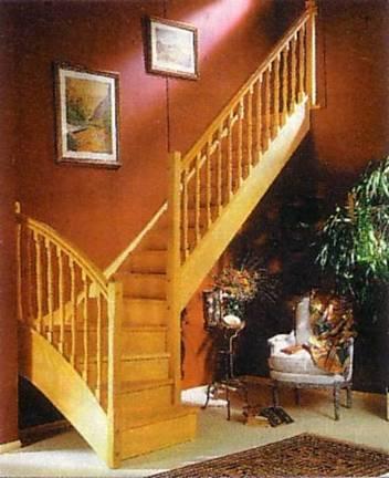 9 escaliers. Black Bedroom Furniture Sets. Home Design Ideas